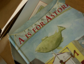 A is for Astoria